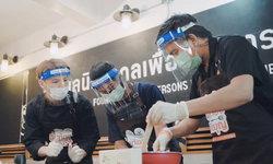 """Meat Avatar ร่วมกับ Yimsoo Cafe คว้าเชฟชื่อดังสอนผู้พิการทำอาหารเจโครงการ """"อิ่มท้อง อิ่มบุญ"""""""