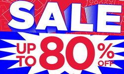 """""""CMG Brand Sale"""" ลดสูงสุดถึง 80% ชั้น 1 ศูนย์การค้าเมกาบางนา"""
