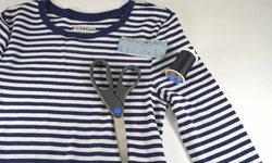 10 DIY เสื้อตัวเก่าให้เหมือนเสื้อใหม่!