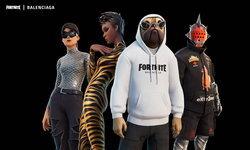 Balenciaga จับมือแพลตฟอร์มเกมส์ออนไลน์ชื่อดัง Fortnite พร้อมสร้างแคมเปญ Strange Times