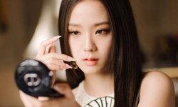 ชี้เป้าเมคอัพลุคคุณหนูของ Jisoo BLACKPINK ตอนร่วมดูโชว์ Dior SS2022 ในปารีส