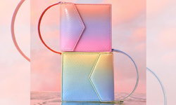 S'uvimol เปิดตัวคอลเลกชั่น Limited Rainbow PYTHON กระเป๋าหนังงูเฉดสีใหม่