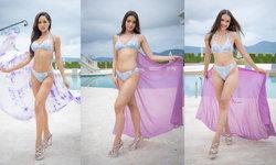 ส่อง Miss Universe Thailand 2021 ในชุดว่ายน้ำแบรนด์ไทยเซตแรก สวย แพง แซ่บมาก