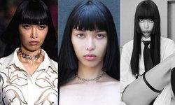 """รู้จัก """"อารยา บัว"""" นางแบบข้ามเพศคนไทยคนแรก ที่โชว์ Valentino SS22"""