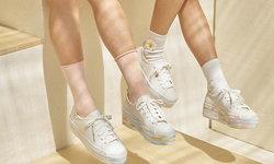 สาวไซซ์มินิห้ามพลาด! Keds Triple Series รองเท้าคลาสสิก ช่วยรูปร่างสูงเพรียว