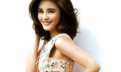 Aom Sushar Wallpaper : In Color Beautiful Girl