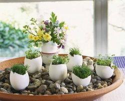 แต่งบ้านด้วยไข่ แสนเก๋ รับ วันอีสเตอร์