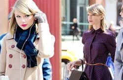 Taylor Swift แฟชั่นไอคอนสไตล์คุณหนู