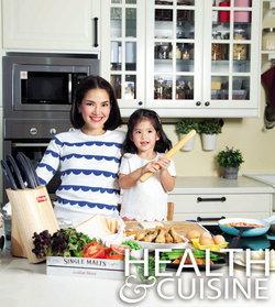 เข้าครัวกับแม่อ้อมและน้องนาวา