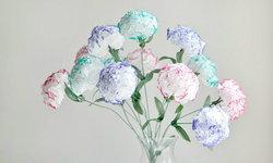 จากกระดาษทิชชูเอามา DIY เป็นดอกไม้ของขวัญจากใจให้คุณแม่