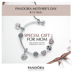 "CELEBRATE ""MOTHER'S DAY"" WITH PANDORA"