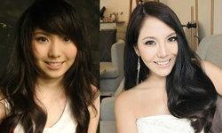 พัฒนาการความสวย จินนี่ เขริกา สาวไฮโซ ยิ่งโตยิ่งสวย