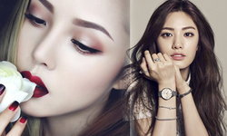 เขียนคิ้วตามสไตล์สาวเกาหลี ตกแต่งรูปทรงคิ้วให้เข้ากับรูปหน้า