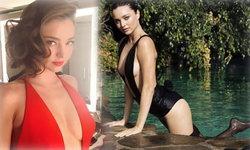 ทิปส์ความสวยฟิตเปรี๊ยะของ Miranda Kerr