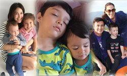 สวย-หล่อ ตามพ่อแม่ อัพเดทความน่ารักลูกดารา (ลูกครึ่ง) มีแววเกิด!