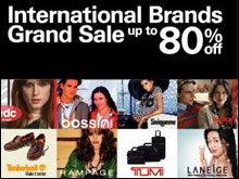International Brands Grand Sale!!!