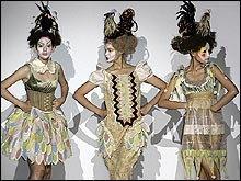 เปิดฉาก Bangkok International Fashion Week 2008