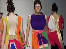 ปิดฉาก Bangkok International Fashion Week 2008