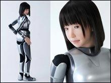 หุ่นยนต์นางแบบ ทำอนาคตนางแบบตกงาน!