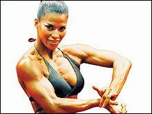 ผู้หญิงเล่นกล้าม ความงดงามที่ยังต้องต่อสู้