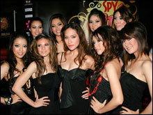 พลอย การันตรีความเซ็กซี่รุ่นน้อง อวด 8 สาว ลิ่วรอบท้าย สปายเกิร์ลฯ