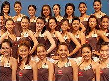 เปิดตัวมิสไทยแลนด์ยูนิเวิร์ส 44 คนสุดท้าย