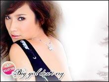 Wallpaper : อั้ม พัชราภา Big girl don't cry