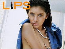 LIPS : มด ทรีจี กัลยา