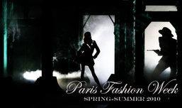 ซูมรันเวย์แฟชั่นบรรดาศักดิ์ ใน Paris fashion Week Spring/summer 2010