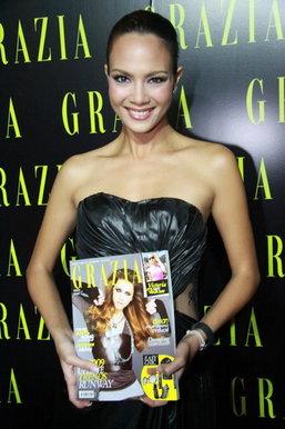 อินสไพร์ฯ เปิดตัว นิตยสาร GRAZIA