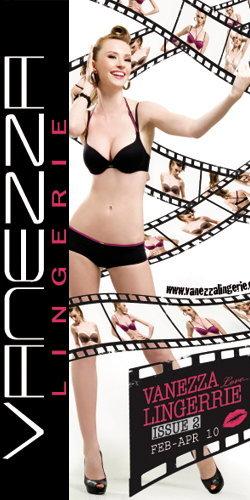 VANEZZA LINGERRIE เปิดตัว New Collection ISSUE2