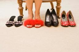 สวม รองเท้าสวย ช่วยเสริมเสน่ห์คุณแม่ท้อง