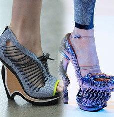 อัพเดตเทรนด์รองเท้าเก๋ๆ จากรันเวย์ พร้อมวิธีเลือกรองเท้าคู่กาย