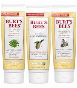 เบิร์ตส์ บีส์ แนะนำผลิตภัณฑ์ใหม่ล่าสุดในกลุ่ม บอดี้ โลชั่น (Body Lotion)