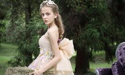 ลวดลายดอกไม้กับชุดแต่งงาน เจ้าสาวไหนเห็นเป็นต้องอิน