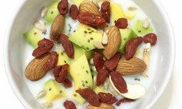 18 อาหารคลีน เมนูเพื่อสุขภาพ ช่วยควบคุมน้ำหนัก