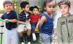 รวมลูกดาราหน้าคมเข้มตั้งแต่เด็ก โตแล้วมีแววแจ้งเกิด