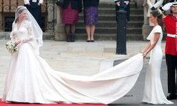 ทำไมเจ้าหญิงเคทถึงไม่ได้เป็นเพื่อนเจ้าสาวในงานแต่ง Pippa Middleton?