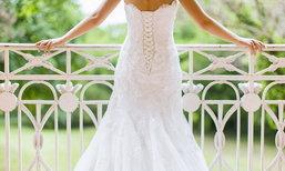 วิธีเลือกชุดแต่งงานสำหรับสาวอวบ ให้สวยเด่น น่าประทับใจ