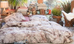 20 ไอเดีย เตียงนอนติดพื้น สุดเก๋ ที่เห็นแล้วต้องเลิฟ! #นอนสบายไปอีก