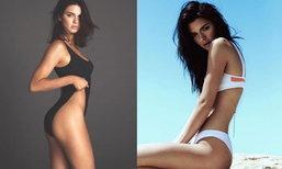 ส่องความแซ่บ Kendall Jenner นางแบบที่มียอดติดตามติดอันดับโลก