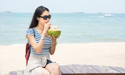 ไขข้อข้องใจ ผู้หญิงมีประจำเดือน ห้ามดื่มน้ำมะพร้าวจริงหรือ?