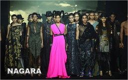 ELLE Fashion Week 2011 : NAGARA