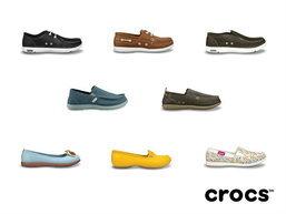 เติมเต็มความสบายในวันทำงาน ด้วย Crocs New Smart Casual