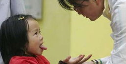 โรคมือเท้าปาก ภัยร้ายในเด็ก