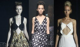 ELLE Fashion Week 2012 : Kwankao, Purinutt