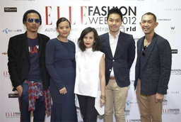 ELLE Fashion Week 2012 Autumn/Winter at CentralWorld
