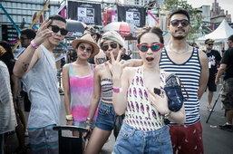 'Rip Curl Summer Carnival 2013' จัดเต็ม กีฬา-ศิลปะ-ดนตรี สุดมันส์
