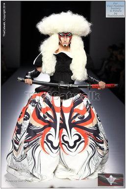 แซ่บ เด็ด ไม่ลืม! ELLE Fashion Week 2014