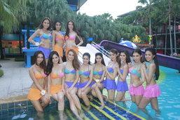 Miss Amity Thailand-China 2014 คึกคัก สาวไทย-หมวยโชวกึ๋นโกอินเตอร์